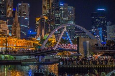 Fototapeta Melbourne Zobacz 1