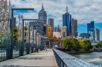 Fototapeta Melbourne Zobacz 6