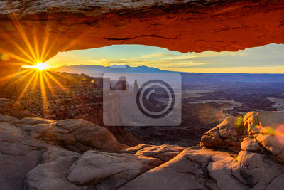 Fototapeta Mesa Arch