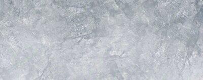 Fototapeta Metal background, texture of titanium, sheet of metal surface, steel, paint