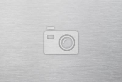 Fototapeta metal simple aluminium or steel texture