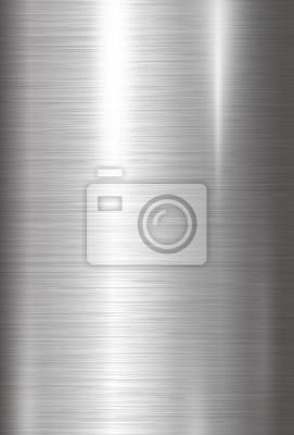 Metal tekstury tła wektoru ilustracja