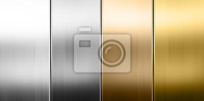 Fototapeta Metall tekstury