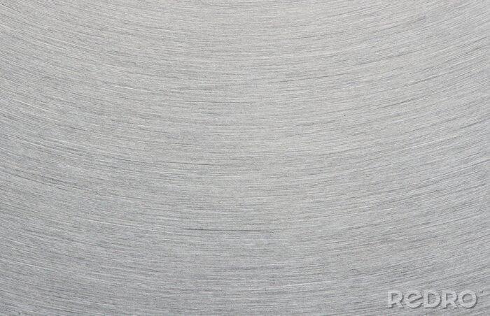 Fototapeta Metalowa tekstura z odbiciami
