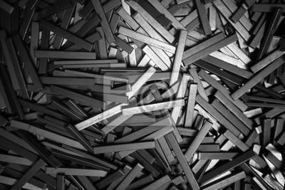 Fototapeta metalowe wzory do produkcji części