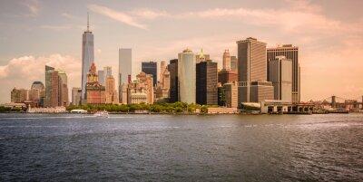 Fototapeta Miasto Nowy Jork - Panorama