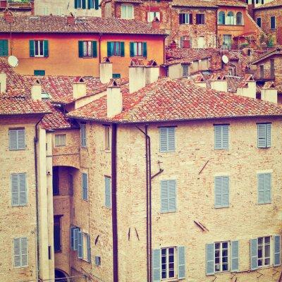 Fototapeta Miasto Perugia
