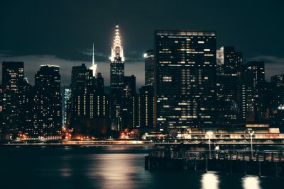 Fototapeta Midtown Nowy Jork