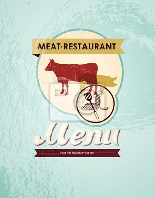 Mięso menu