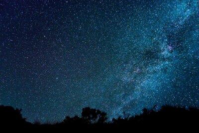 Fototapeta Mleczna Droga na Niebie