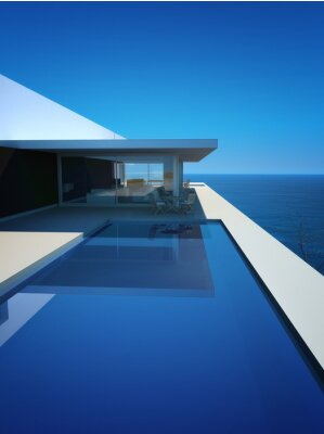 Apartament z widokiem na ocean
