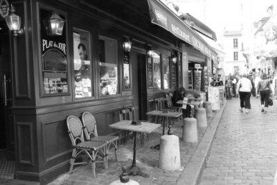Fototapeta Montmartre 4687