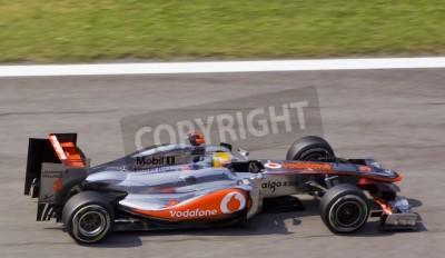 Fototapeta Monza 11 September 2011 Grand Prix F.1