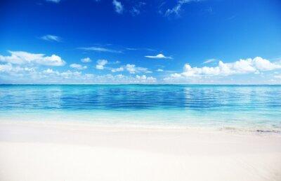 Fototapeta morze i piasek