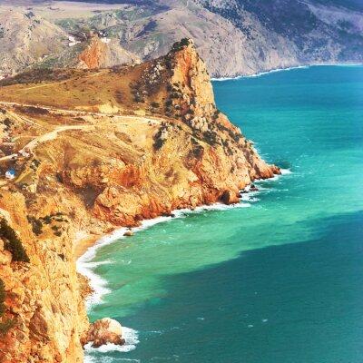 Fototapeta Morze krajobraz