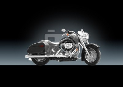Fototapeta Motor Bike