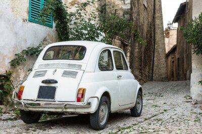 Fototapeta Motoryzacja rocznika italiana