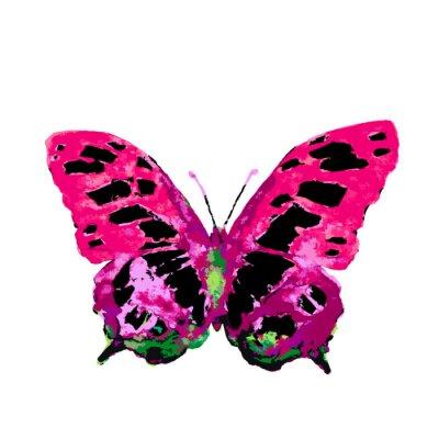 Fototapeta Motyle Projektowanie
