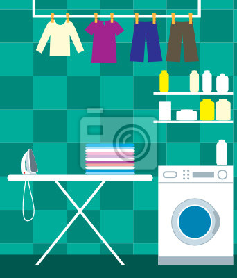 Mycie pokój