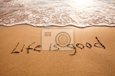 Fototapeta Myślenie pozytywne pojęcie