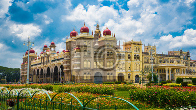 Fototapeta Mysore palace