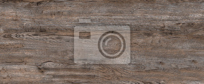Fototapeta Natural wood texture background with black veins, Rough wooden textured rustic dull brown cedar wood boards for backgrounds, Multicolored wood background and alternative construction material