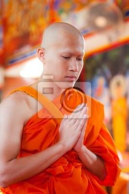 Fototapeta New Monk, uroczystość święcenia Monks