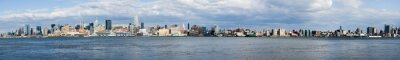 Fototapeta New York City skyline panorama