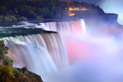 Niagara w kolorach