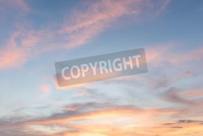 Fototapeta nieba tle zachodu słońca