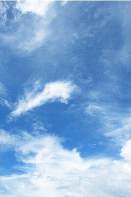 Fototapeta niebieskie niebo