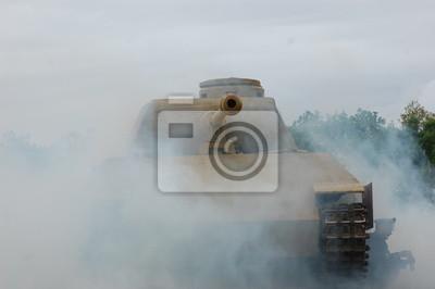 Fototapeta Niemiecki czołg