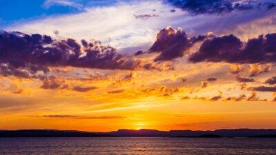 Fototapeta Niesamowite Skies