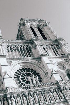 Fototapeta Norte Dame de Paris