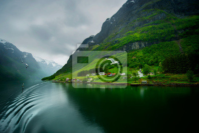 Norwegia, fiordy