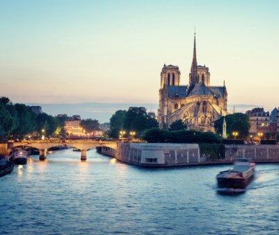 Fototapeta Notre Dame de Paris, Francja
