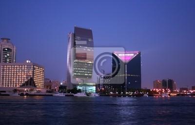 nowoczesna architektura w Dubaju