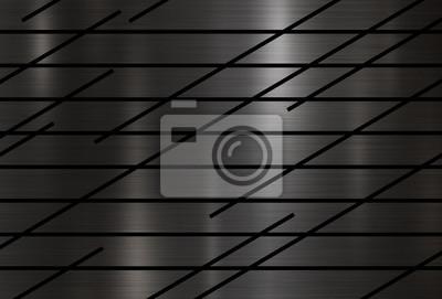 Nowoczesne czarne tekstury tła ilustracji wektorowych