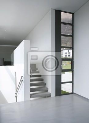Fototapeta nowoczesny dom