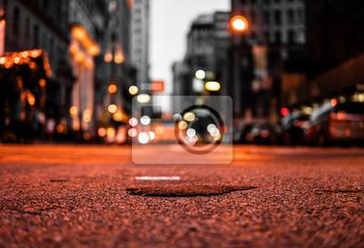 Fototapeta Nowy Jork 2077