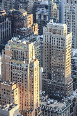 Fototapeta Nowy Jork dall'alto