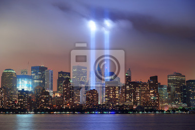 Nowy Jork noc