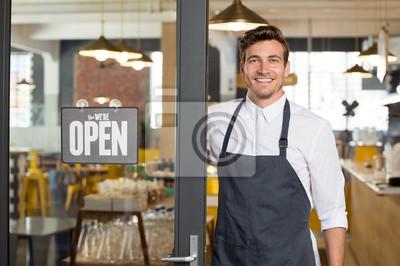Fototapeta Nowy mały biznes
