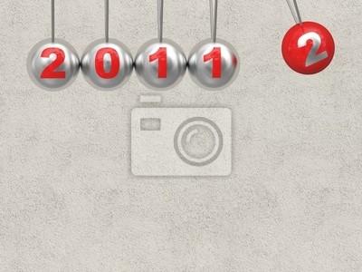Fototapeta nowy rok