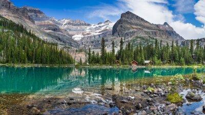Fototapeta O `Hara jezioro Panorama
