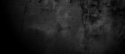 Fototapeta Old dirty concrete cement texture. horror cement background.