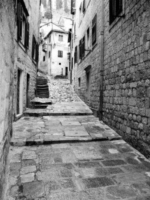 Fototapeta old street