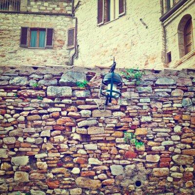 Fototapeta Old Wall