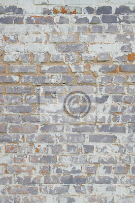 old white brick wall texture