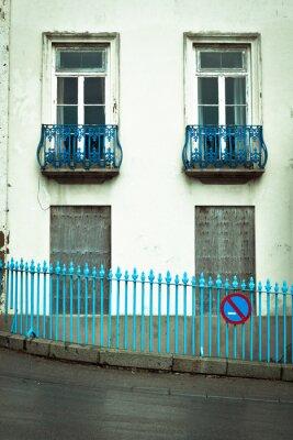 Fototapeta Opuszczony dom